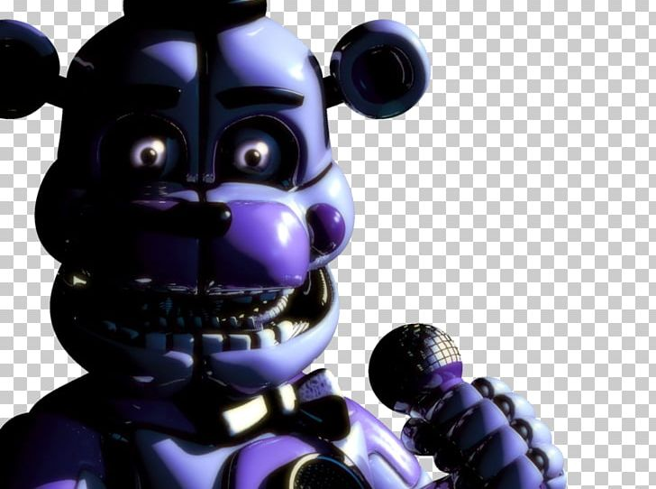 Five Nights At Freddy's: Sister Location FNaF World Freddy