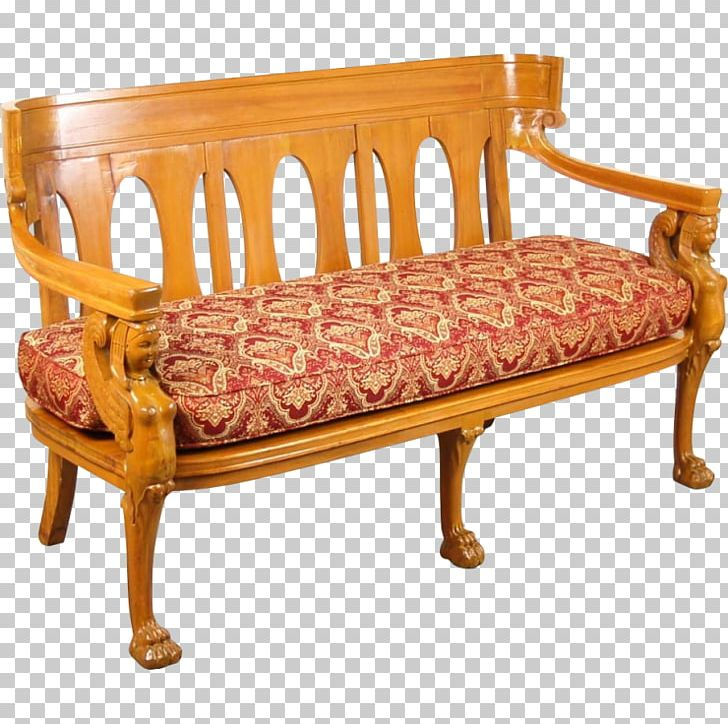 Couch Bench Chair Art Deco Living Room PNG, Clipart, Art ...