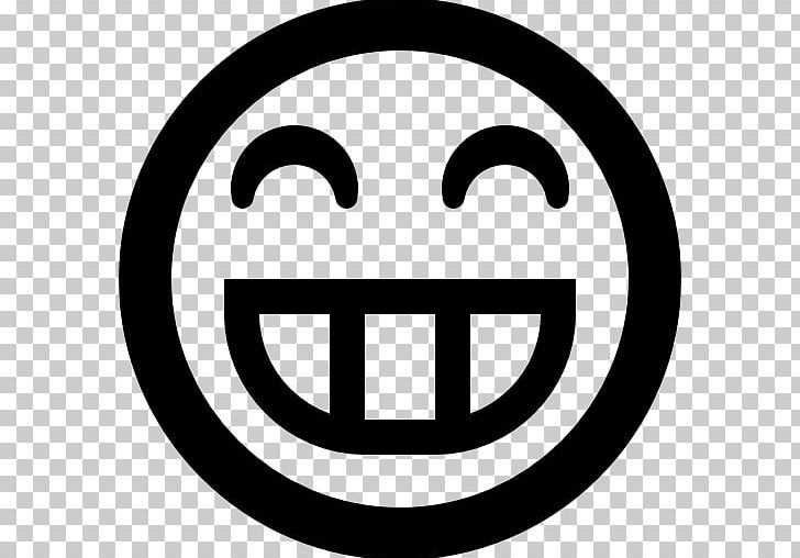 Emoticon Smiley Computer Icons PNG, Clipart, Area, Black And White, Circle, Color, Computer Icons Free PNG Download