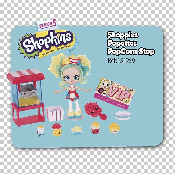 Shopkins popcorn. Season book stop font