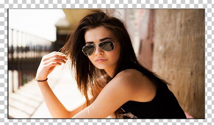 fashion black aviator sunglasses ray ban