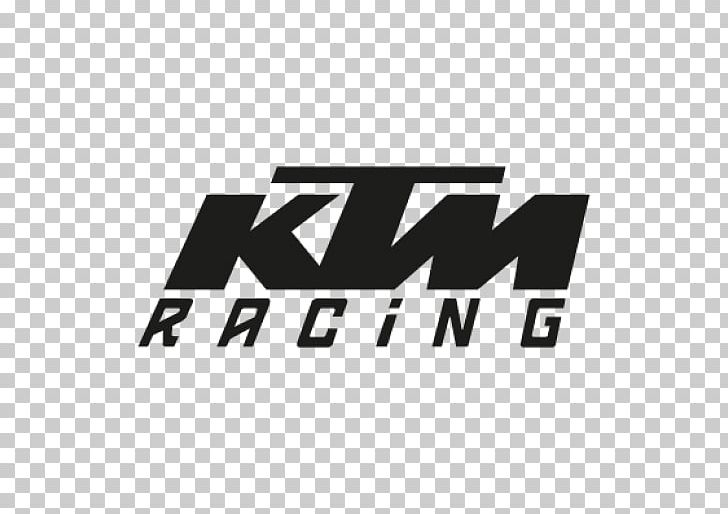 Ktm Motogp Racing Manufacturer Team Logo Cdr Png Clipart Angle Area Black Black And White Brand