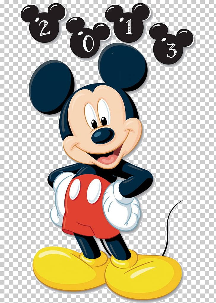 Mickey Mouse Minnie Mouse Paper Sticker The Walt Disney