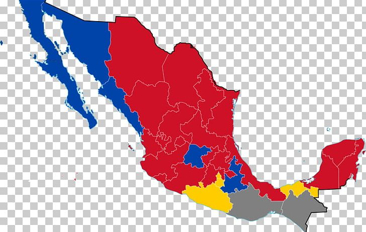 Administrative Divisions Of Mexico Mexico State United ...
