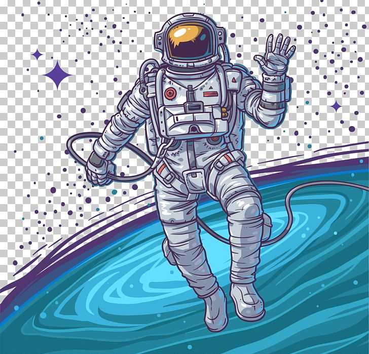 Astronaut Euclidean Stock Photography Space Suit PNG