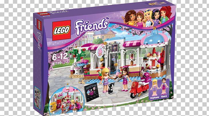LEGO 41119 Friends Heartlake Cupcake Café LEGO Friends Amazon.com PNG, Clipart, Amazon.com, Cafe, Cupcake, Lego Friends, Toy Free PNG Download