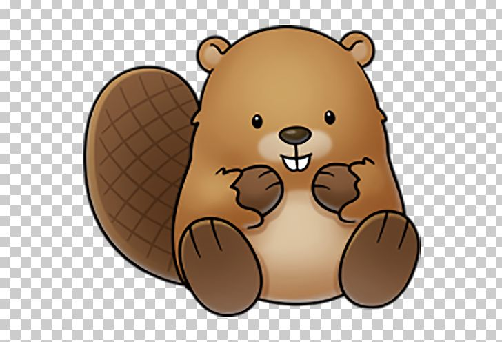 Beaver Drawing Cartoon PNG, Clipart, Animal, Animals, Animation, Art, Bear Free PNG Download