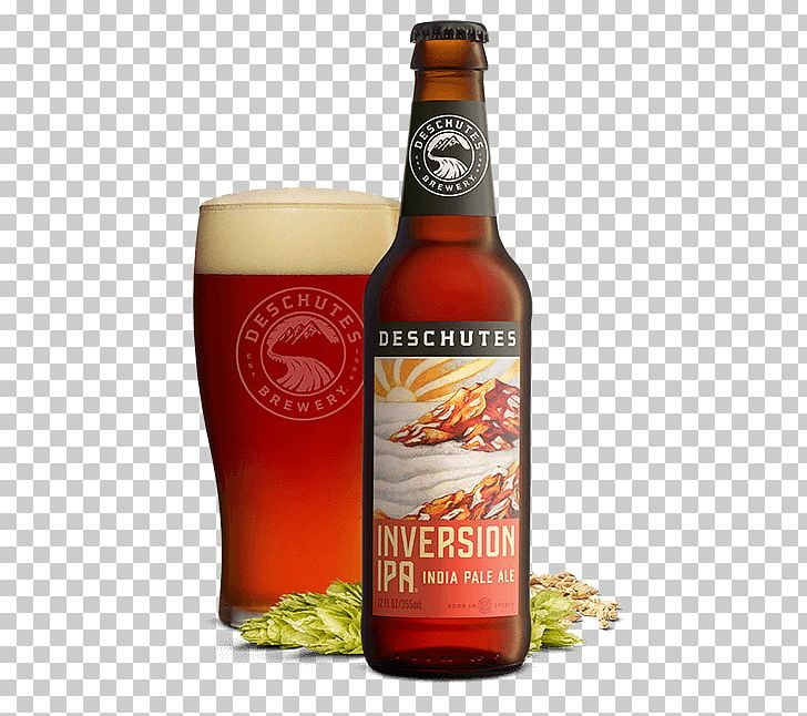 Deschutes Brewery Beer India Pale Ale PNG, Clipart, Ale, Beer, Beer Bottle, Beer Brewing Grains Malts, Beer Glass Free PNG Download