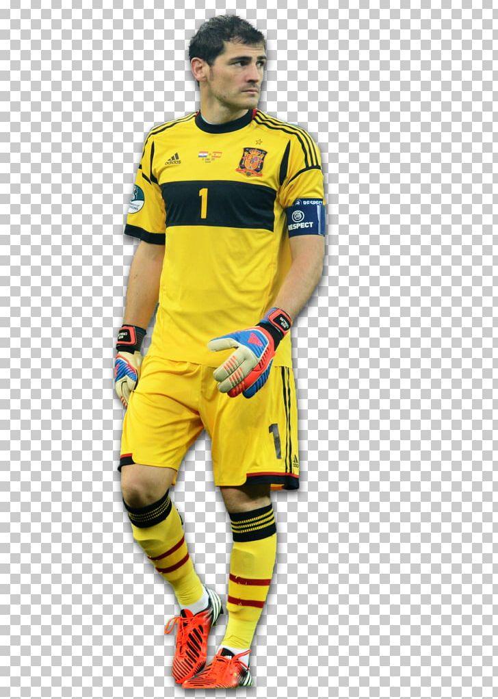 outlet store 79dfe e08b4 Iker Casillas Uniform Sport Outerwear Jersey PNG, Clipart ...