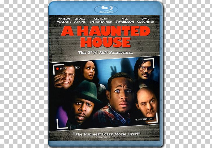 Marlon Wayans Dave Sheridan A Haunted House 2 Essence Atkins