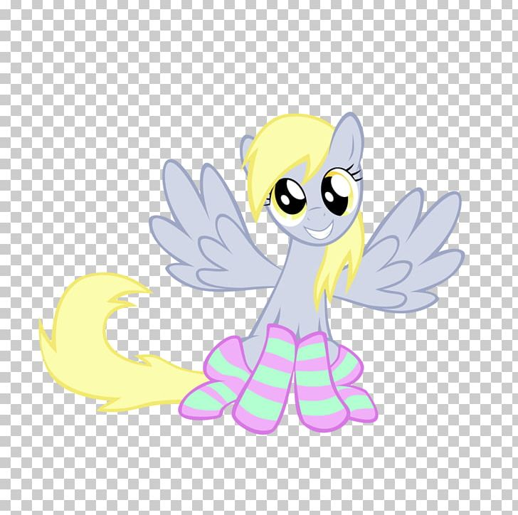 Derpy Hooves Pony Equestria Female Png Clipart Bird Butt