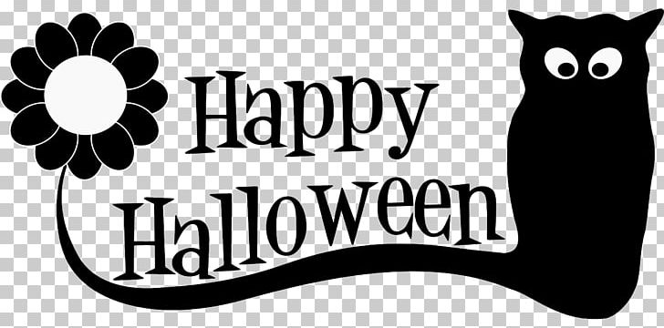 Halloween Spooktacular Happy Halloween Costume PNG, Clipart, Black, Black And White, Brand, Carnivoran, Carving Free PNG Download