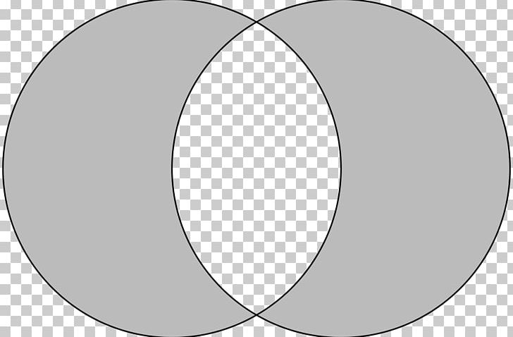 Vesica Piscis Intersection Circle Shape Symbol PNG, Clipart, Angle, Black And White, Centre, Circle, Circumference Free PNG Download