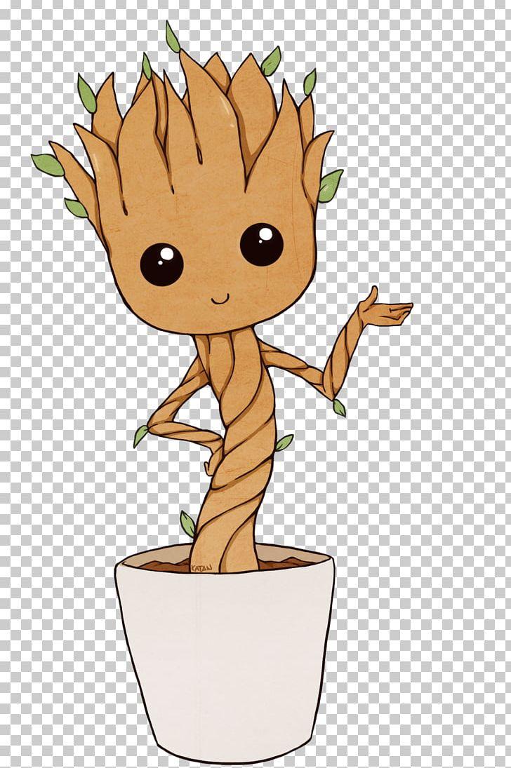 Baby Groot Rocket Raccoon PNG, Clipart, Art, Baby Groot, Cartoon
