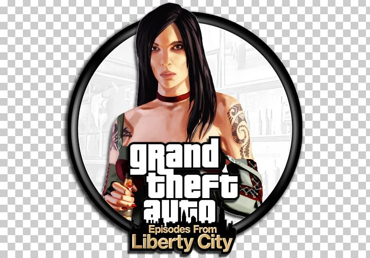 Grand Theft Auto: Episodes From Liberty City Muscle Game Steam PNG