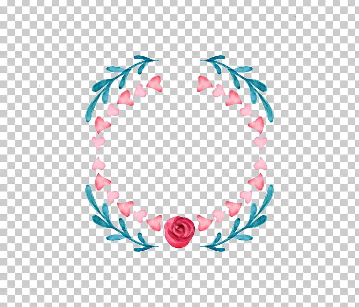 Flower Watercolor Painting Wreath Crown Pin PNG, Clipart, Circle, Color, Crown, Drawing, Floral Design Free PNG Download