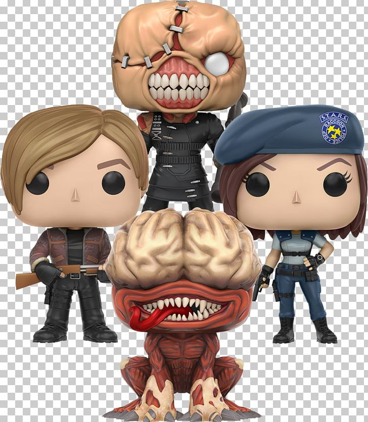 Resident Evil: Operation Raccoon City Leon S. Kennedy Resident Evil 3: Nemesis PNG, Clipart, Action Figure, Action Toy Figures, Animals, Collectable, Fictional Character Free PNG Download