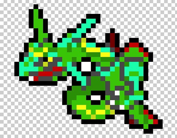 Groudon Rayquaza Pokémon Bead Pixel Art Png Clipart Art