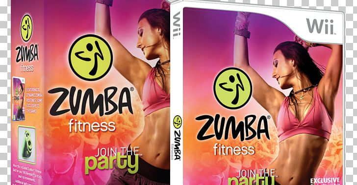Zumba Fitness Core Wii Zumba Fitness: World Party Zumba Fitness 2 PNG, Clipart,  Free PNG Download