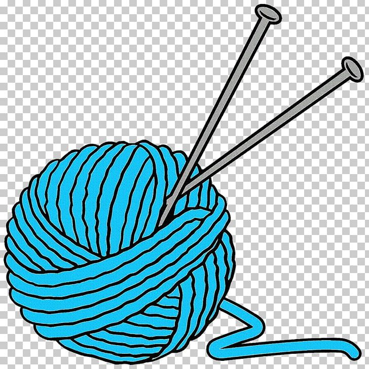 Yarn Wool Knitting Png Clipart Clip Art Facebook Gomitolo Handsewing Needles Knitting Free Png Download