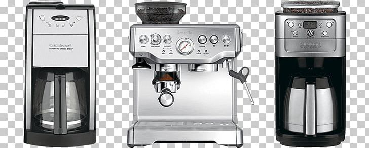 Espresso Machines Coffee Breville The Barista Express Png