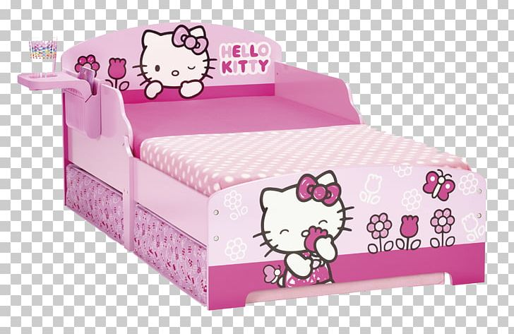 low priced 956ba 3846f Hello Kitty Toddler Bed Cots Bedding PNG, Clipart, Baldachin ...