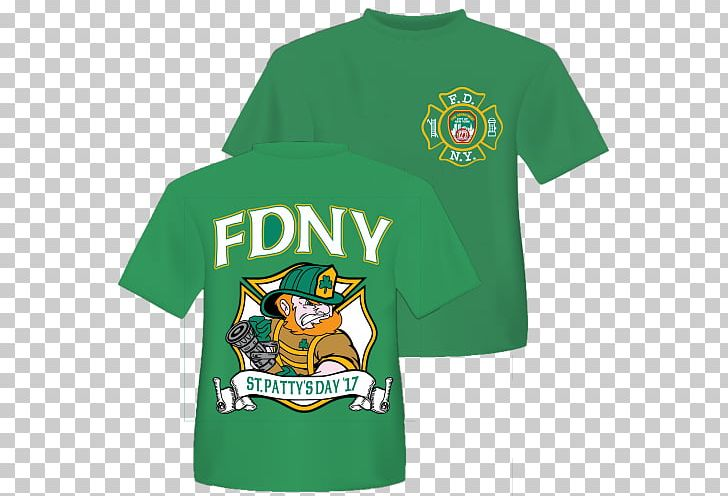 41237ca62 T-shirt New York City Fire Department Saint Patrick's Day Clothing PNG,  Clipart, Free PNG Download