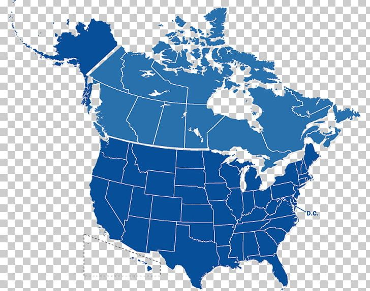 United States Canada Blank Map World Map PNG, Clipart ...