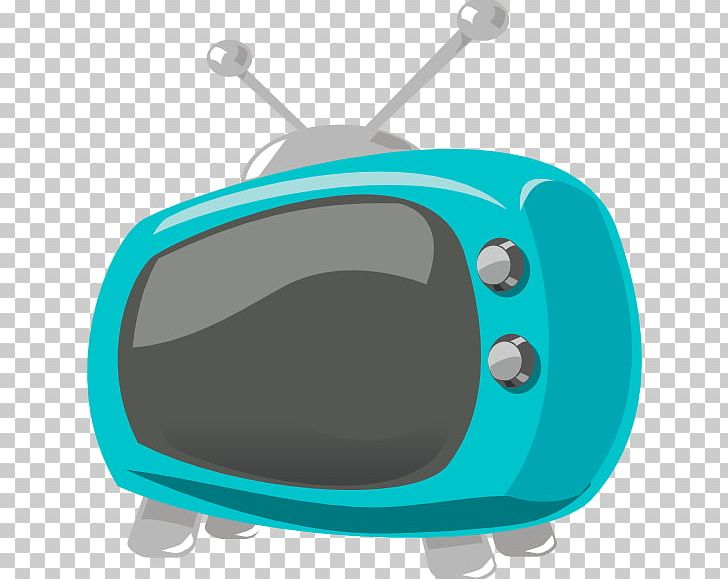 Television Cartoon PNG, Clipart, Animation, Aqua, Art Television, Azure, Blue Free PNG Download
