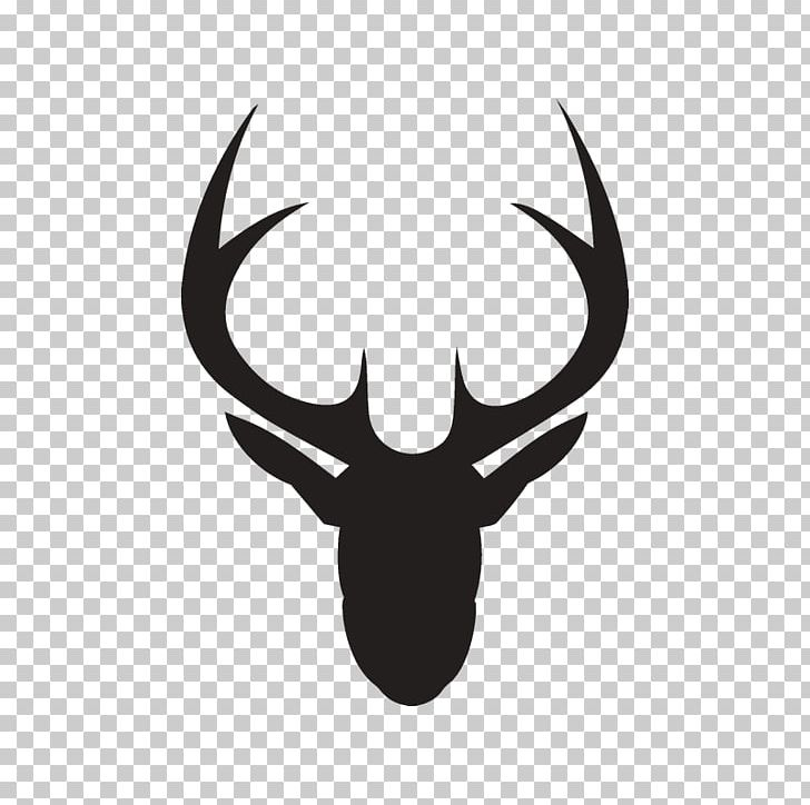 Deer PNG, Clipart, Animals, Antler, Black And White, Deer, Drawing Free PNG Download