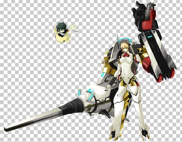 Shin Megami Tensei Persona 3 Persona 4 Arena Aigis Video