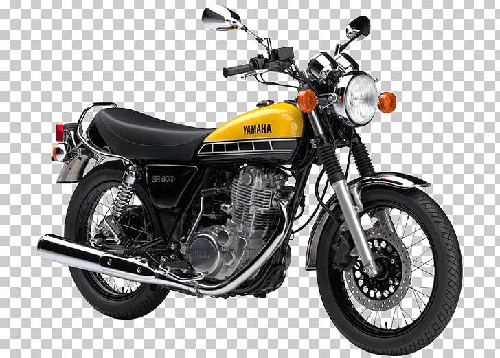Yamaha Motor Company Motorcycle Yamaha Rx 100 Yamaha Sr400 Sr500 All Terrain Vehicle Png Clipart