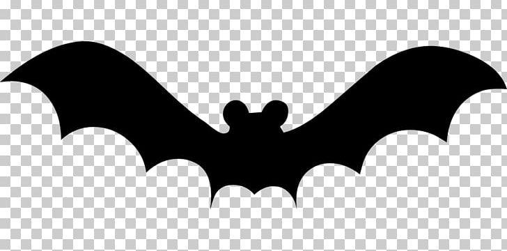 Bat Png Clipart Animals Bat Bat Clipart Black Black And White Free Png Download