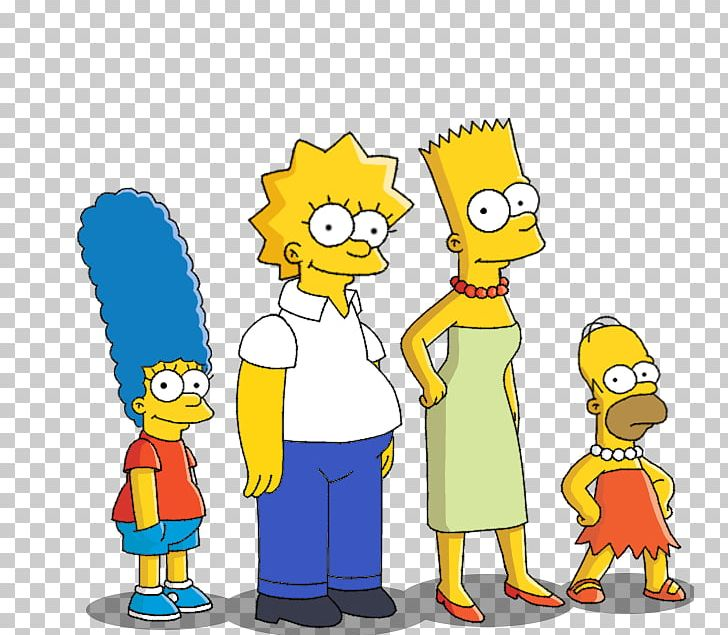 Bart simpson marge simpson the simpsons