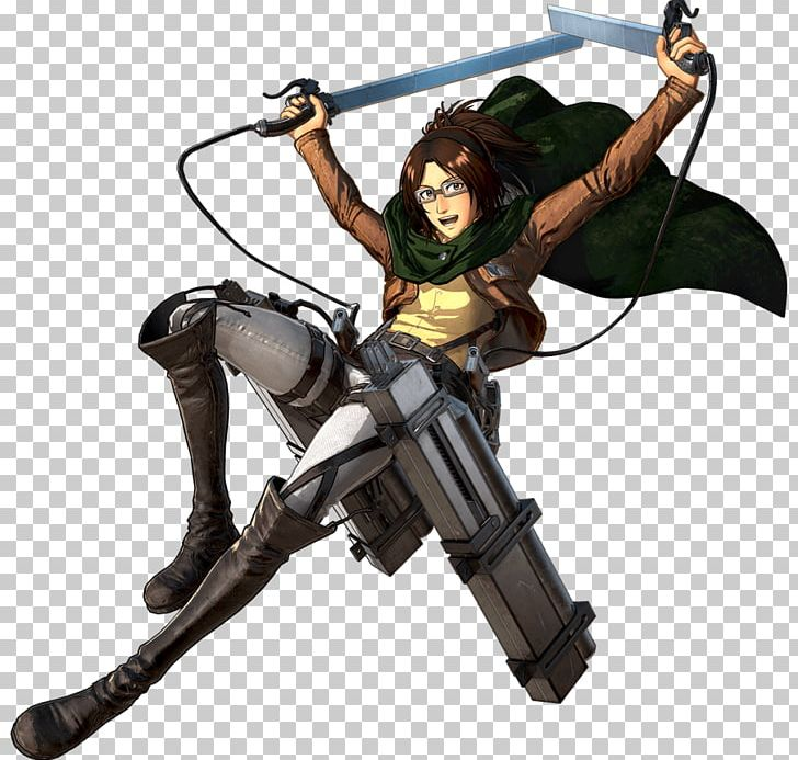 A.O.T.: Wings Of Freedom Attack On Titan 2 Hange Zoe PlayStation 4 PNG, Clipart, A.o.t., Action Figure, Anime, Aot Wings Of Freedom, Attack On Titan Free PNG Download