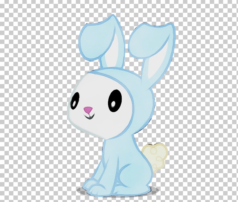 Cartoon Rabbit Nose Animation Rabbits And Hares PNG, Clipart, Animation, Cartoon, Ear, Hare, Nose Free PNG Download