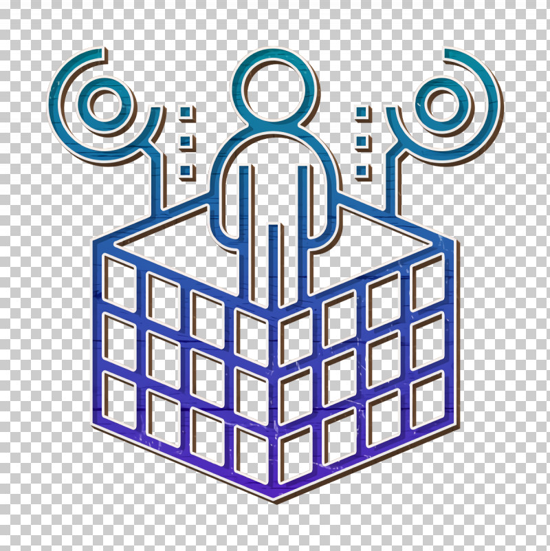 Virtual Reality Icon Modeling Icon Cube Icon PNG, Clipart, Cube Icon, Line, Line Art, Modeling Icon, Symbol Free PNG Download