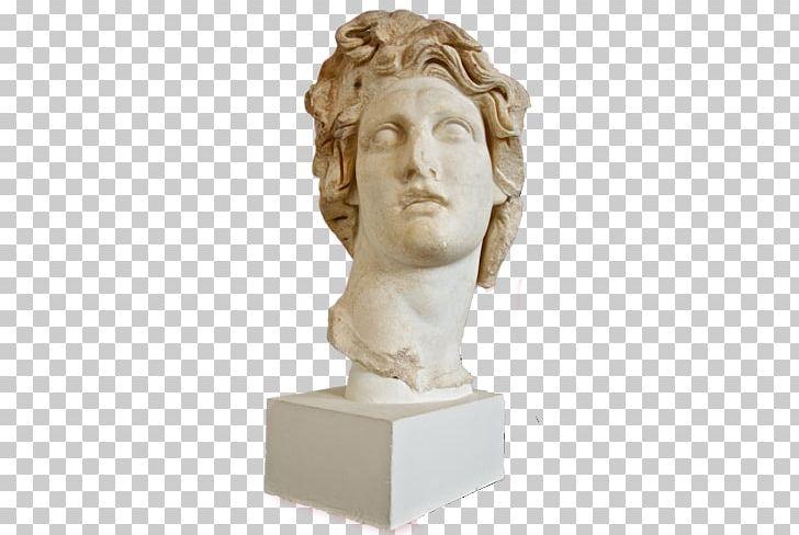Marble Sculpture Vaporwave David Statue Stone Sculpture PNG, Clipart