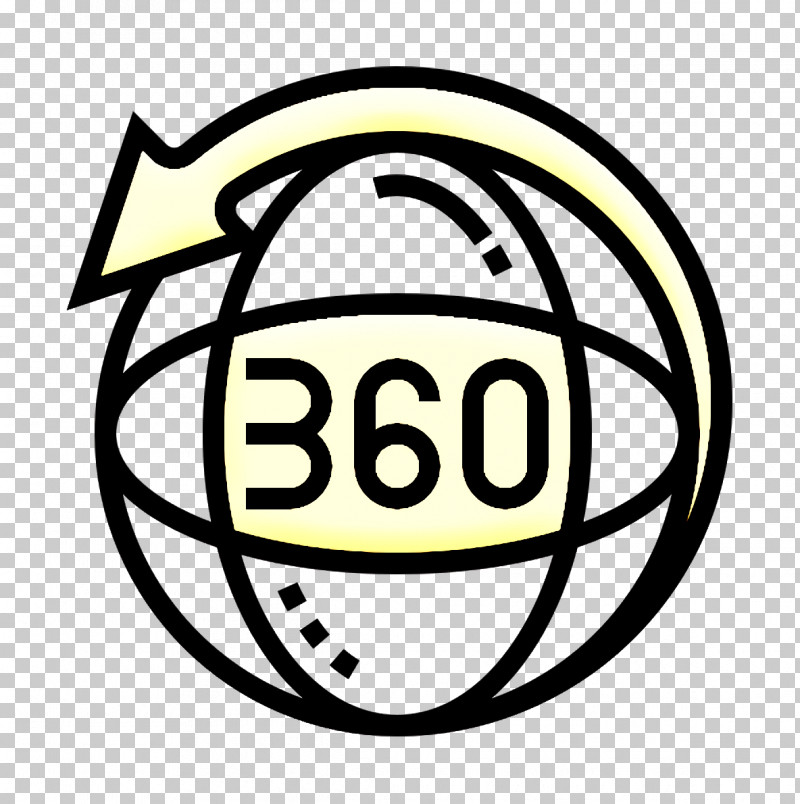Virtual Reality Icon 360 Icon PNG, Clipart, 360 Icon, Ball, Circle, Emblem, Logo Free PNG Download