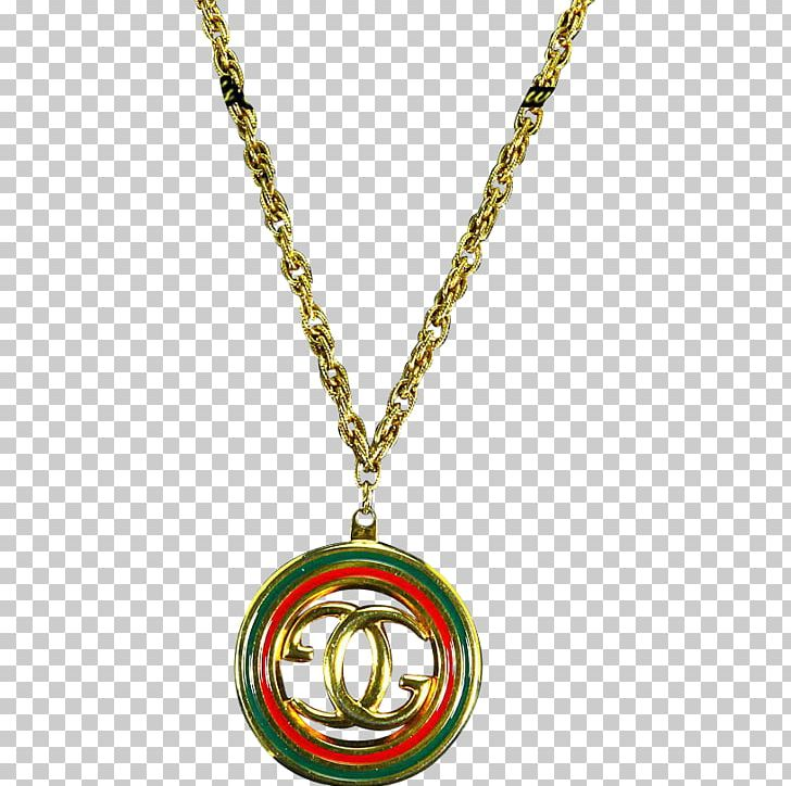 Necklace Charms & Pendants Jewellery Gucci Gold PNG, Clipart, Amp, Body Jewelry, Chain, Charms, Charms Pendants Free PNG Download