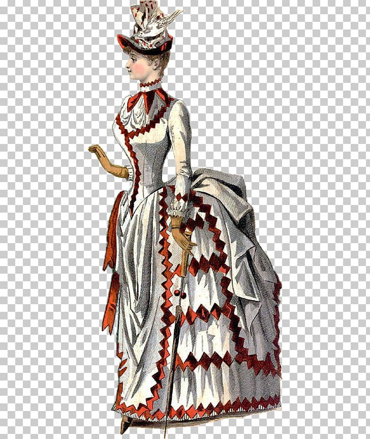 Victorian Era 1880s Bustle Victorian Fashion Clothing PNG, Clipart, 1870s, 1880s, 1880s In Western Fashion, Bustle, Clothing Free PNG Download