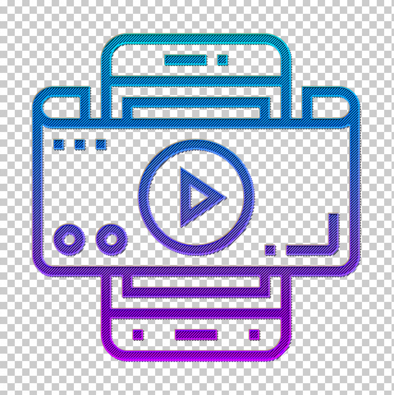 Movie Icon Video Icon Virtual Reality Icon PNG, Clipart, Electric Blue, Line, Movie Icon, Video Icon, Virtual Reality Icon Free PNG Download