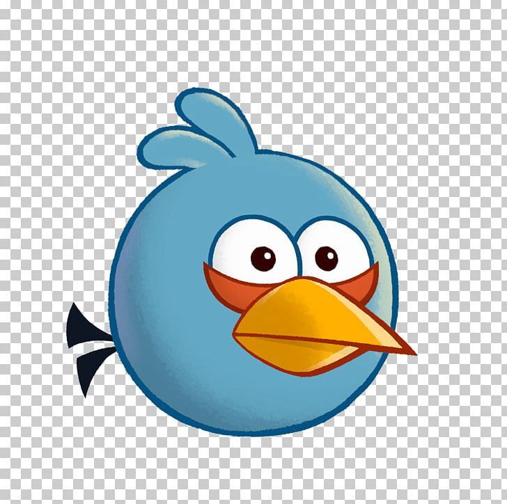 Angry Birds Stella Angry Birds Friends Blue Jay PNG, Clipart