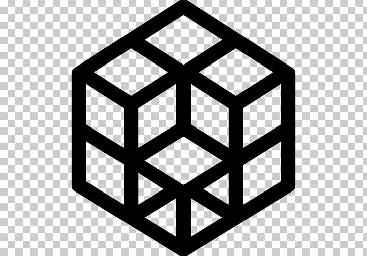 Rubik's Cube Computer Icons Icon Design PNG, Clipart, Angle, Area, Art, Black And White, Brand Free PNG Download