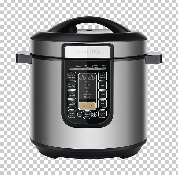 Slow Cookers Pressure Cooking Philips Viva Collection HD2137 Philips Viva Collection All-in-One Cooker PNG, Clipart, All In, Allinone, Brand, Cooking, Cooking Ranges Free PNG Download