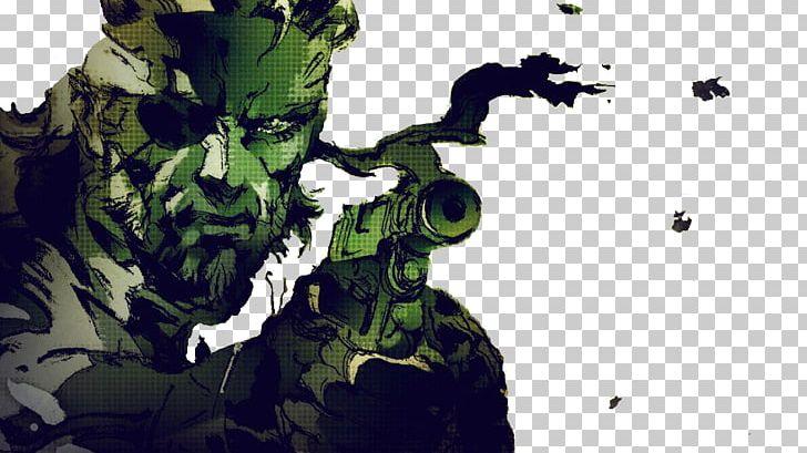 Metal Gear Solid 3 Snake Eater Metal Gear Solid V The Phantom