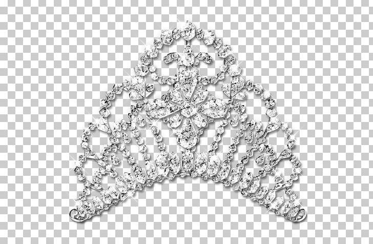 Tiara Crown Diamond PNG, Clipart, Black And White, Body Jewelry, Brooch, Clothing Accessories, Crown Free PNG Download