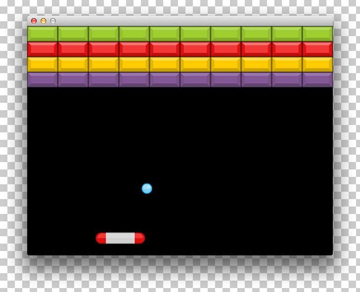 Breakout Video Game Sprite Atari Png Clipart Angle Atari