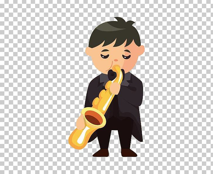 Orchestra Music Illustration PNG, Clipart, Boy, Brass