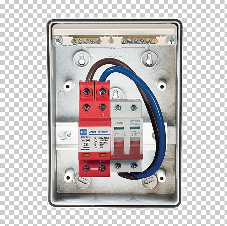 Electronic Component Surge Protector, Surge Protector Wiring Diagram